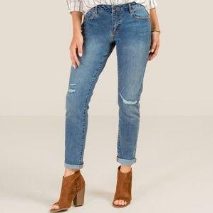 Francescas Harper Heritage Girlfriend Jeans